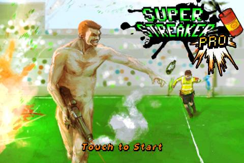 【魁!!アプリ塾】第1回:ストリーキングとなりサッカーの試合をぶち壊す!『Super Streaker』