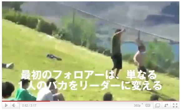 【2010動画ザ・ベスト】ブームが生まれた瞬間をとらえた伝説の映像