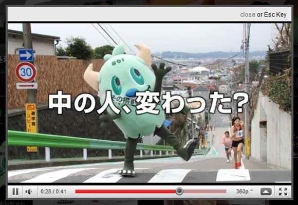 坂道激走801ちゃんのCMが完成していた! / 奈良のゆるキャラ「まんとくん」は絵が激ウマ