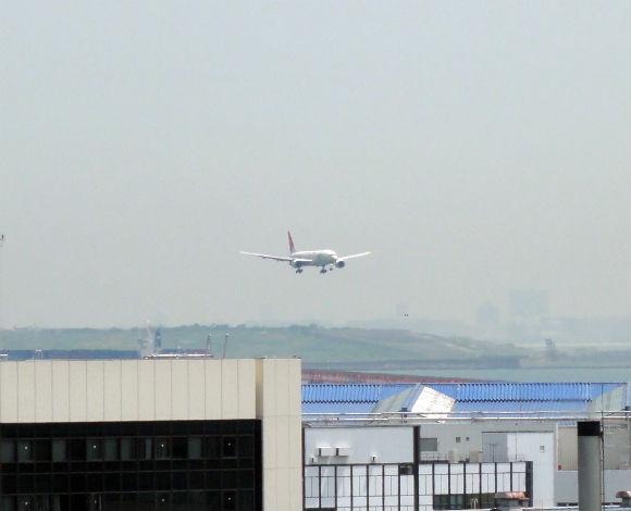 羽田空港の飛行機が見えて、わりと安く泊まれるホテルとは?