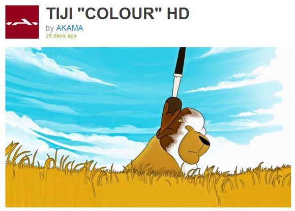 世界が彩られていく動画が公開 / 子どもが考えるあの動物が白黒な理由とは?