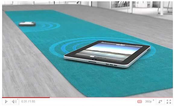 進化を続ける充電技術、モバイル機器をチャージできる布開発中