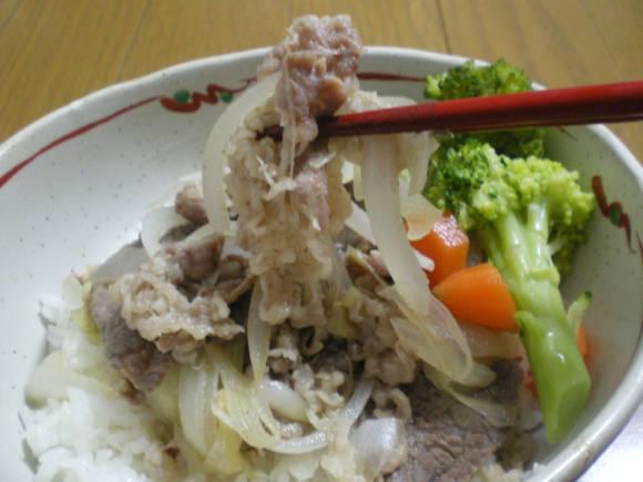 中国で話題の吉野家風牛丼を作ってみた / 再現率85パーセントキター!!