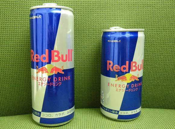 真の『レッドブル』ファンが185mlショート缶を選ぶ3つの理由