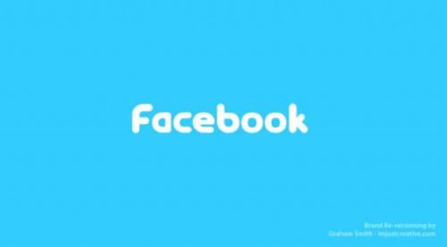 Twitterのロゴでfacebookのロゴを作るとどうなるか