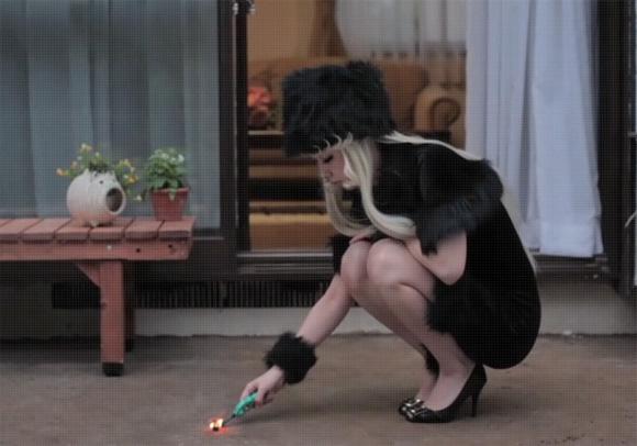 セクシー美女が『銀河鉄道999』のメーテルコスプレ / 総勢30人のミス・メーテルコンテスト2011開催