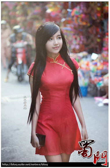 【世界美少女探訪】けしからんほど清純派! ベトナムの天使エリー・トラン・ハちゃん