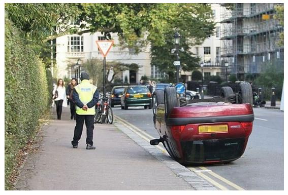 市民がブチギレて報復! 違法駐車に起こった悲劇