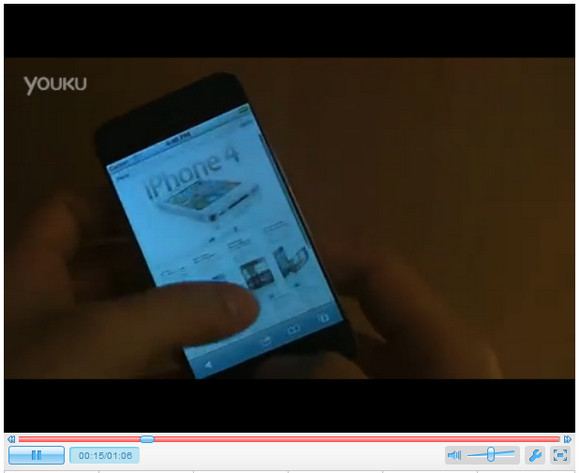 iPhone5か? それともiPhone4Sか? 謎のiPhone動画が中国で話題に