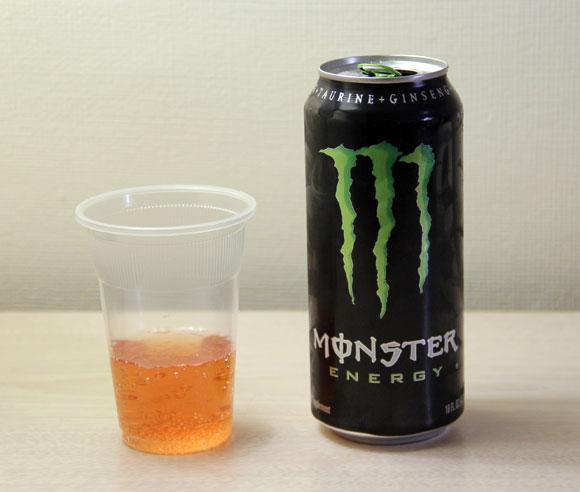 エナジーの本場アメリカでも異彩を放つ怪物系エナジー飲料『モンスターエナジー(Monster Energy)』がスゴい