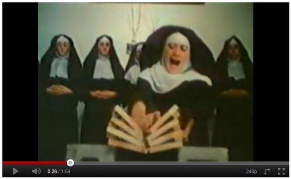 これが神の裁き!? 空手と合気道をマスターした修道女の強さがハンパない