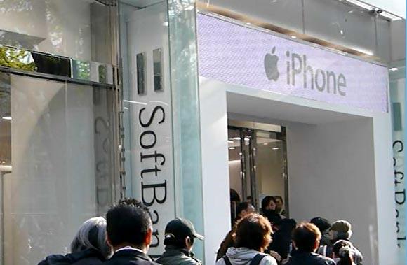 【ソフトバンク iPhone4S】サーバーダウンにより予約分が購入不能?  ソフトバンクに聞いてみた