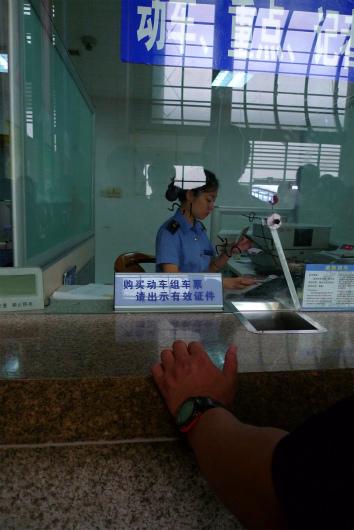 【闇の大人たち】第55回:上海新幹線のカオスな車窓から