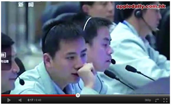 中国の宇宙管制センターにイケメンがいると話題に / もちろんマッハで人肉調査