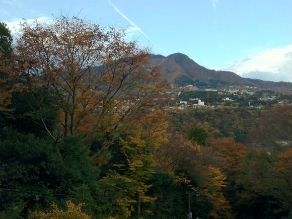iPhone4Sで今がシーズンの『箱根の紅葉』を撮ってきたどー!