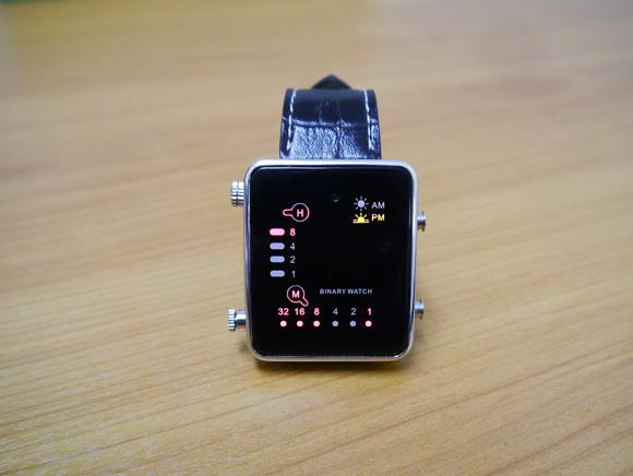 動画写真撮影・録音までできる「LED時計」で動画を撮影してみた