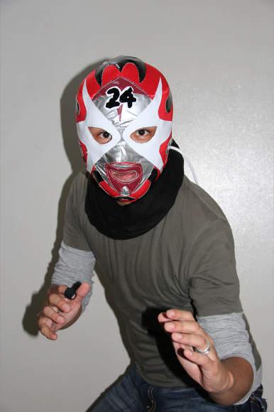 本誌公認マスクドロケット誕生! マスク製作キットで簡単にできちゃったよ