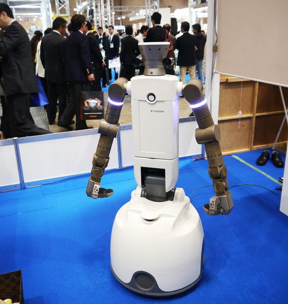 Kinectはすでにゲーム機を越えている! ロボットもKinectで操る時代到来