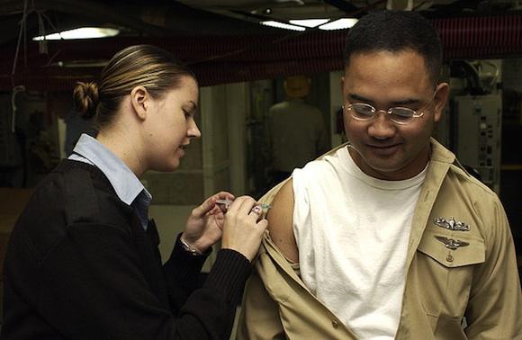 パパママはうけておきたい / そろそろインフルエンザ予防接種の季節です
