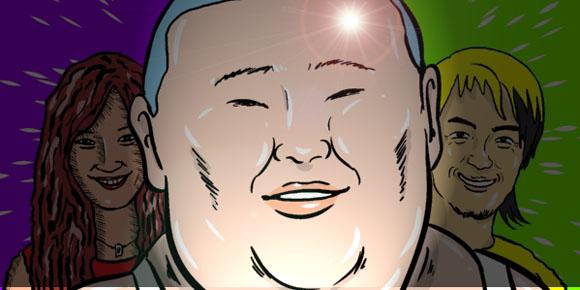 療養中の「安田大サーカス」のHIROが最重量期より100キロ減に成功と報告! そして復帰へのアツい思いをつづる