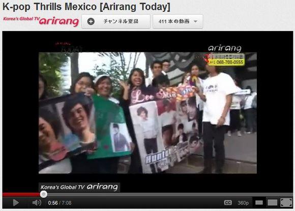 勢いがとまらない韓流ブーム! メキシコで開催された「K-POPコンテスト」に1500人のファンが駆けつける