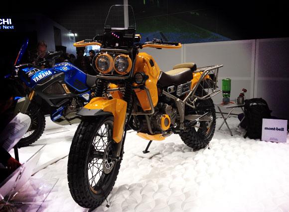 タフで無骨なバイク好きならヤマハの『XTW250 陵駆(RYOKU)』に注目すべき!