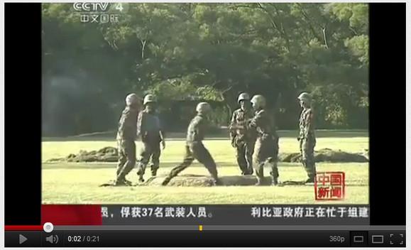 中国特殊部隊の訓練が芸人の罰ゲーム状態な件