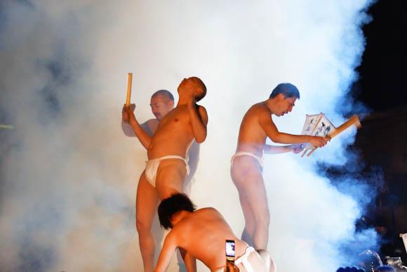 【蘇民祭裏話】今年の蘇民祭は実は死人が出るかと思うぐらいヤバかったらしい