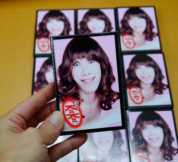 【バレンタイン】本気の思いを伝えるなら「顔面キットカット」でインパクトを与えよう