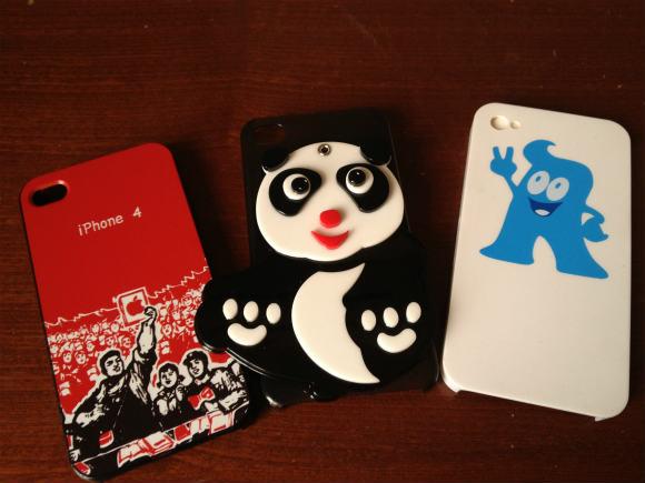 中国のiPhoneケースの方向性がなんだかおかしい