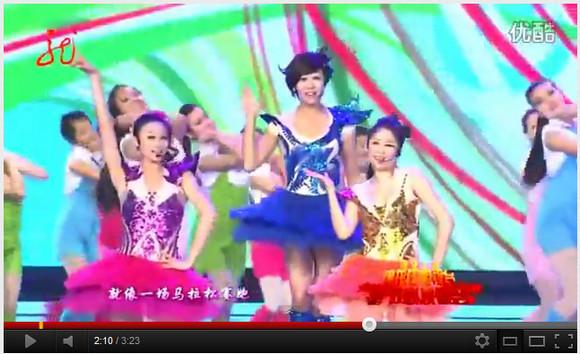 【中国】テレビ放送された歌がAKBに酷似 / 中国人が即座に反応「えっ、またパクリ!?」
