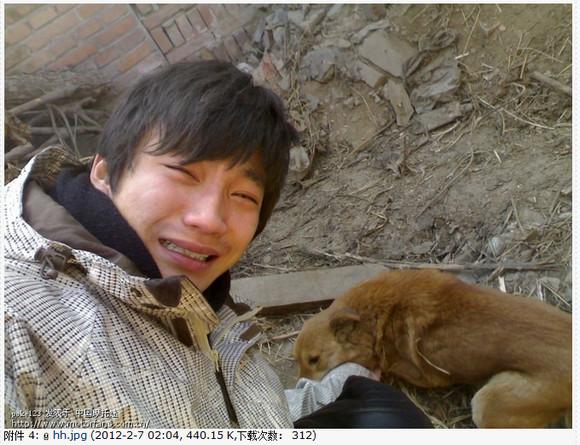 【感動】まさに奇跡! 7年前にはぐれて野良犬になっていたワンコが飼い主と再会