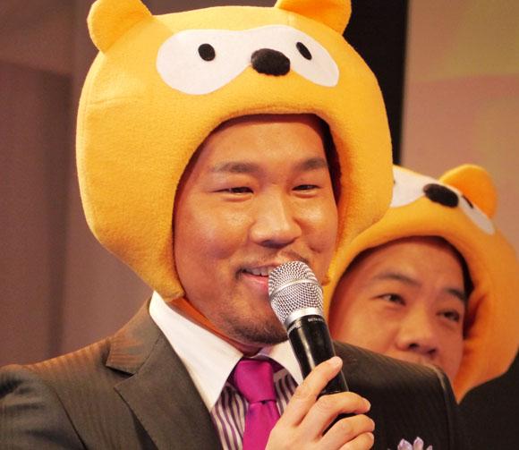 【Ponta記念イベント】お笑いコンビ「FUJIWARA」藤本敏史さんの落ち着きのなさは異常