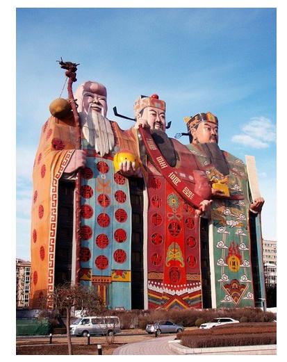 【ザ・悪趣味】中国のトンデモ建築選手権がカオスすぎる