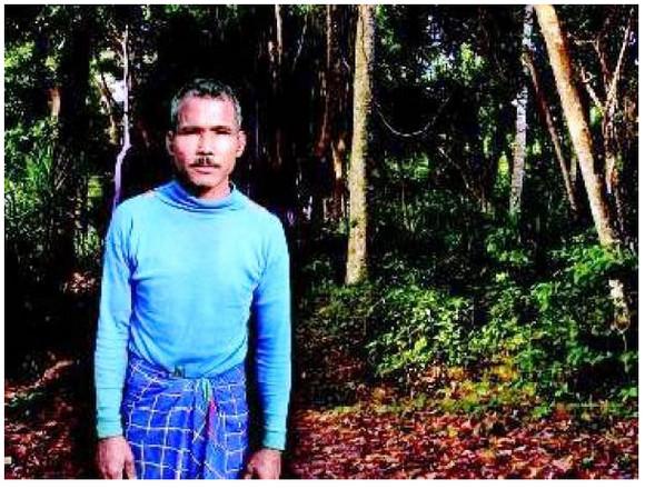 1人の行動が世界を変えた! たった1人で東京ドーム約120個分の森を育てた男