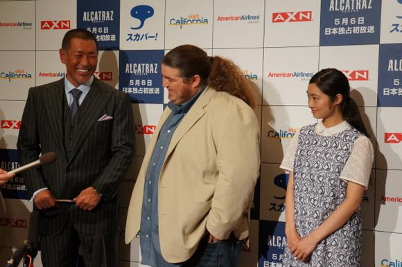 海外ドラマの記者発表に登場した番長・清原さんがカッコよすぎる件「スポーツ記者に復讐したいです!」