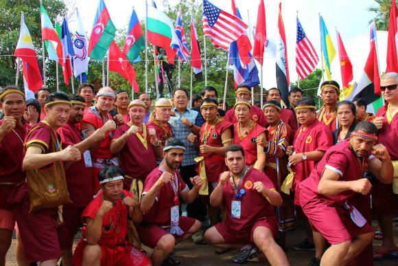 世界49カ国から500人以上のムエタイ戦士がタイのアユタヤに大集結! 「ワールド・ワイクルー・ムエタイ・セレモニー」レポート