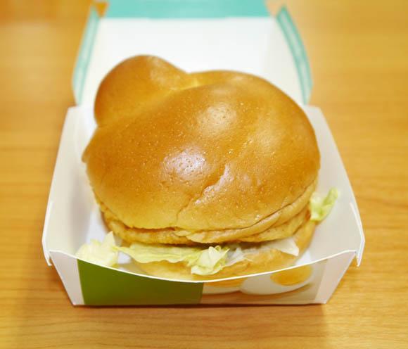 マクドナルドの「チキンタツタ わさびタルタル」を食べてみた / 正直タルタルもっとプリーズッ!!