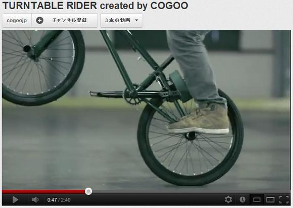 なにこれスゴイ! 自転車がDJターンテーブルになる世界初の自転車用拡張デバイスが開発されたぞッ!!