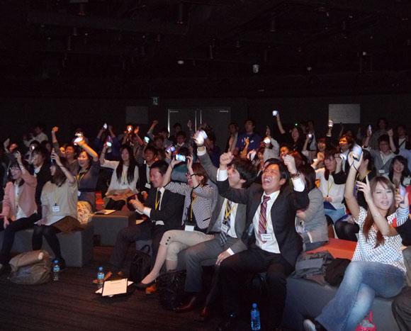 【なでしこジャパン】トータル250万回シェイク! 日本の勝利でSony「VAMOS VIEWING」は大盛り上がり