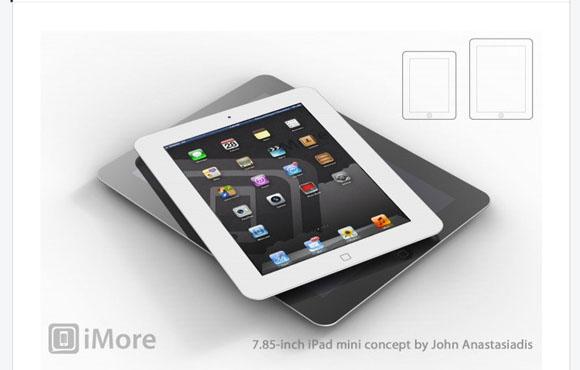 7インチ版iPadの発売時期と価格が判明!? 10月に1万5000円から2万円で販売か