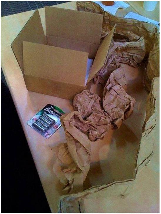 Amazonの梱包がいろんな意味でスゴイと世界中で話題に