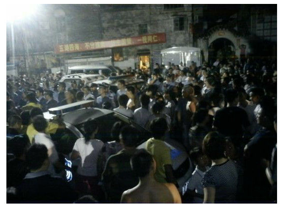 【中国】子どもふたりのケンカが数万人規模の衝突に発展! 市民が市政府を包囲する騒ぎに!?