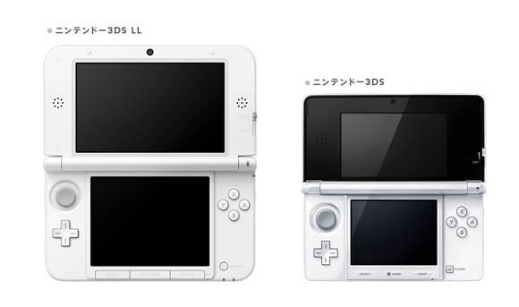 【速報】ニンテンドーが3DSの次世代機『3DS LL』を発表 / 7月28日1万8900円で発売予定