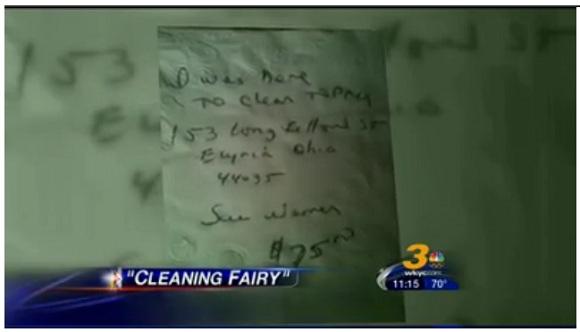 アメリカの田舎町を震撼させた「掃除の妖精」がよくわからんが末恐ろしい件