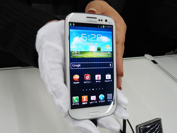 ウワサの大画面iPhone発表されず! そこで大画面化を牽引する『GALAXY SⅢ』に注目してみたぞ