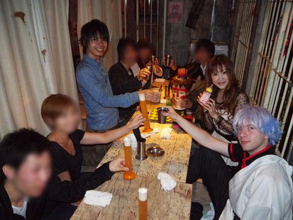 【銀さん旅日記 特別編】銀さんを囲む会で銀さん倒れるッ! の巻