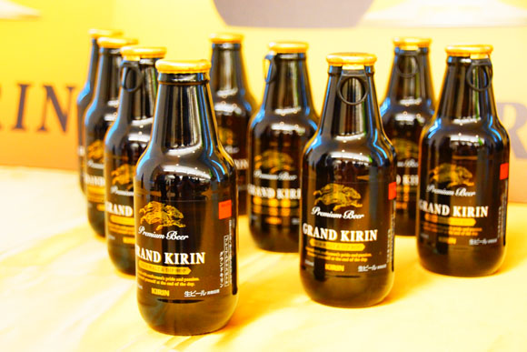 【衝撃ビール速報】新発売のキリン「グランドキリン」は開発者がマーケットを完全に無視した本物のビールだッ!!