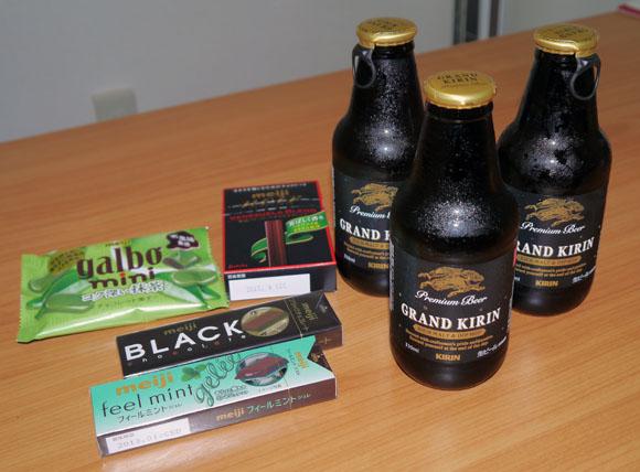 キリンが本気で作った『グランドキリン』本日発売! 開発者「このビールは甘くないチョコと合う」