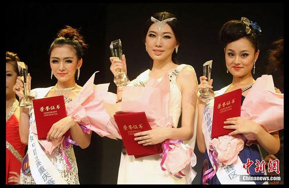 【中国】 ミス・インターナショナル地区予選トップ3に人民が違和感 / 審査員「圧力があった」と暴露!